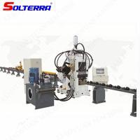 China Supplier High quality CNC Angle Punching Marking Cutting Machine APL2020
