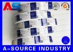 Hologram Waterproof 10ml Bottle Label Vasa Gep Gen Pharma Design For 10ml Injection Vial Use