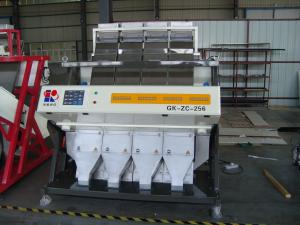 China wheat separating machine from anhui and quinoa processing machine/wheat kernel color separator on sale