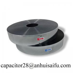 China Aluminum metalized polypropylene film capacitor grade on sale