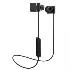 China High Quality CSR4.1 Stereo bass voice bluetooth headphones wireless Aluminium magnet bluetooth earbud on sale