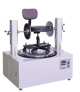 China 350~600mm Chair Swivel Cycling Furniture Testing Machine Reciprocating Speed 8~9Rpm on sale
