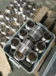 Stainless Steel Forged Fitting , ASME B16.11 ,  MSS SP-79 , And MSS SP-83 , NPT , SW