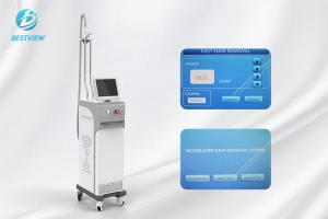 China High Power Diode Laser Hair Removal Machine 755 Nm Laser Diode Three - Wavelength on sale