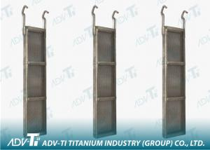 China Ti-Gr1 / GR2 / GR3 Titanium Mesh Basket For Filter With ASTM ISO on sale