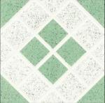 300x300mm, 400x400mm, telha de assoalho cerâmica branca de 600x600mm para a instalação do salão