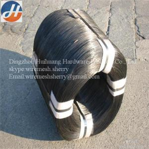 China Big Coil Black Annealed Wire Manufacturer in China on sale