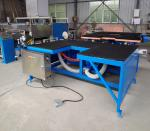 Punto bajo principal doble del equipo de fabricación de la doble vidriera - removedor de cristal del borde de E