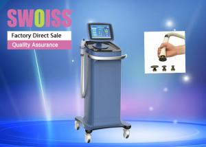 China SWOISS Blue Rf Facial Machine , Vertical Radio Frequency Fat Reduction Machine on sale