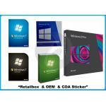 Pedazo pedazo/32 de la venta al por menor 64 de las ventanas de softwares de Microsoft Windows favorable 8 originales