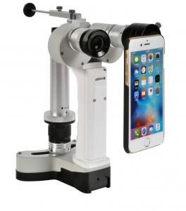 China Digital Handheld Slit Lamp LED Lamp Illuminated Portable Slit Lamp for Veterinary Ophthalmology on sale