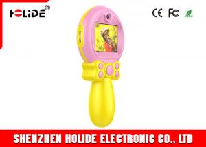 China SLR HD Printable Kids Photo Camera With 2.0 Inches TFT Screen 8.0 Mega Pixels on sale