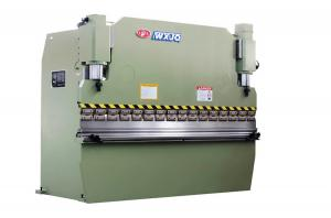 China WC67 series 100 ton 2500mm / 3200mm/ 4000mm Hydraulic Press Brake Machine for bending on sale