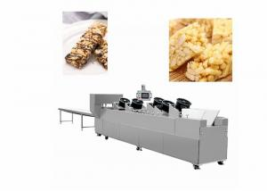 China Automatic Factory PRICE Energy Cereal bar Manufacturers Protein Bar Making Machine on sale