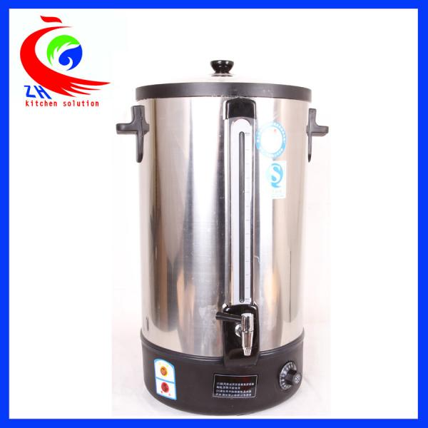Stainless Steel Commercial Electric Hot Drinks Water Boiler Electric ...