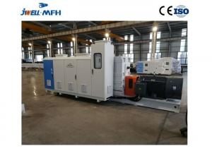 China PLC Control HDPE Pipe Production Line on sale