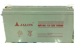 China NPJ150-12 Sealed Lead Acid Battery 150 AH 12 Volt Gel Battery on sale