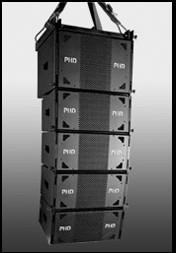 China Line Array Series Dual 10 Inch PRO Audio Subwoofer Speakers on sale