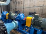 industrial 49-98m Head Single Stage Double Suction Centrifugal Pump 3096m3/H