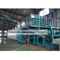 Waste Paper Egg Tray Manufacturing Machine Low Energy Consume Hongrun