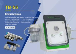 China Portable Aqua Peel beauty Diamond Microdermabrasion Machine for Skin Cleaning on sale