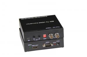 China HDMI Extenders Over Coaxial Cable 60M Support 3G/SD/HD-SDI and A/V Sync Transmission on sale