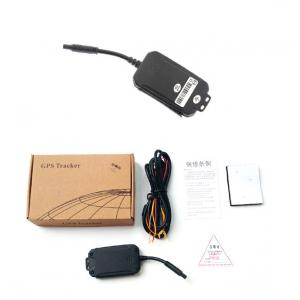 China 200mAh 3G GPS Tracker for Car And Motorbike / Real Time Tracking And Engine Immobilize on sale