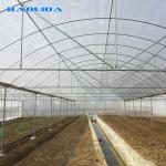 Plastic Wrap For Greenhouse 8 mil Galvanized Steel Structure