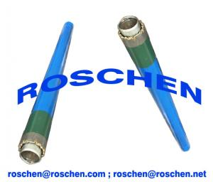 China Rock Drilling Equipment Parts Core Barrel With Single Tube / Double Tube / Triple Tube on sale