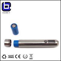 1800mAh VV E-Cigarette Mods , Vmax 18350 Electronic Cigarette Kit