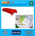 China 50gsm disposable TNT table cover wholesale
