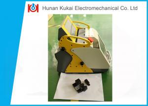 China Duplicate Car Key Cutting Machinery Table Top with Multi Language on sale