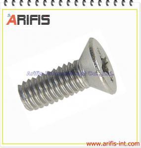 China Flat Head Screws on sale