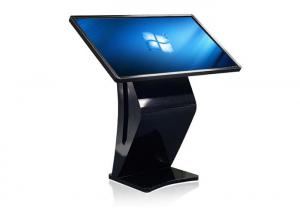 China 21.5 Android Capacitive Led Tv Lobby Touch Screen Information Kiosk 350CD/m² on sale