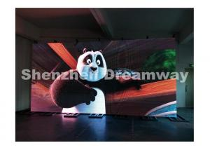 China EPISTAR PH 5 Indoor Full Color LED Display with Steel Cabinet  Back Door on sale