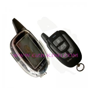 China Magicar two way car alarm special for  Russia Market on sale