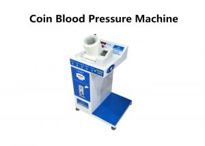 China Self - Service Digital Blood Pressure Machine With Thermal Printer Coin Operated on sale