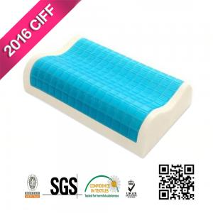 China Improving Sleep Neck Pain Relief Cooling Gel Cold Pillow   MEIMEIFU on sale