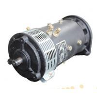 High Efficient 1.1KW 24v Direct Drive Electric Motor / High RPM 12V DC Motor