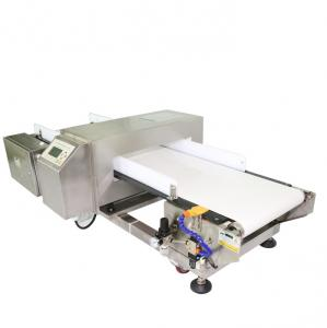 China Food Industry Bakery Metal Detector For Puff Pastry  / Metal Detection on sale