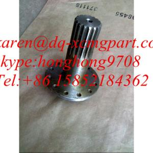 China Main shaft, advance gear box spare parts,XCMG ZL50G ZL40G LW500F XCMG wheel loader parts Z on sale