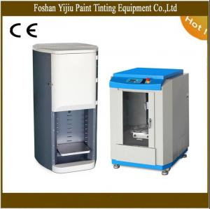 China Stable Automatic Paint Tinting Machine Ceramic Valve Structure Adjustable Speed on sale