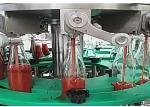 220V 380V 1000BPH Salad Dressing Filling Machine Customized Stainless steel