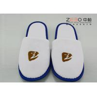 Luxury Design Hotel Disposable Slippers For Men / Women OEM Available
