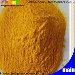 China Home Interior Antimicrobial Powder Coating , RAL Powder Coat Good Color Stability on sale