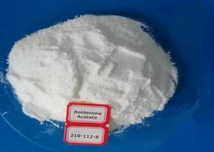 Quality Boldenone Acetate High Purity Raw Boldenone Steroid White Powder Boldenone 17 for sale