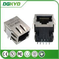 KRJ -320CNL 1000 Megabit Ethernet RJ45 Single Port Integrated magnetic