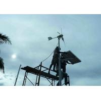 High Power Production House Mounted Wind Turbine 1000 Watt With Hydraulic Tower