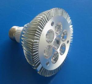 China Energy saving home 7 x 1W PAR30 Spotlight Bulb / 7 Watt LED Spot Lamps 650lm 15°, 30° on sale