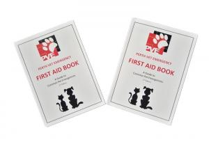 China Digital Booklet Printing Services , Magazine Printing Services For First Aid Book on sale